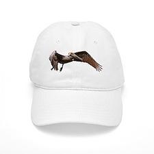 Pelican in Flight Baseball Cap