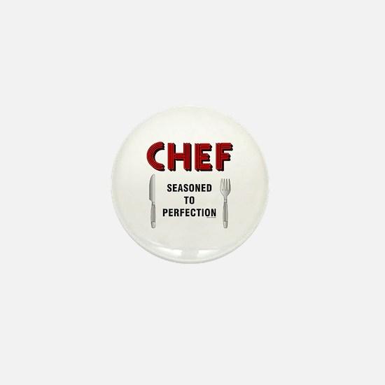 Chef Mini Button