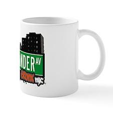 Rhinelander Av, Bronx, NYC  Mug