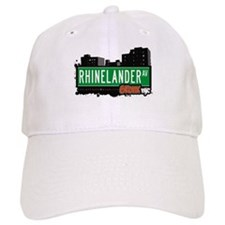 Rhinelander Av, Bronx, NYC Baseball Cap