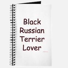 Russian Terrier Lover Journal