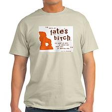 whatiswonderfalls: F.B. light t-shirt
