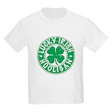 Lucky Irish Hooligan T-Shirt