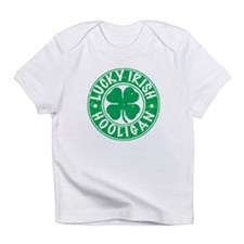 Lucky Irish Hooligan Infant T-Shirt