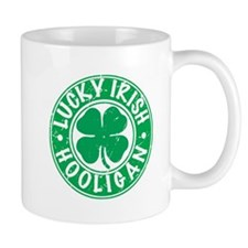 Lucky Irish Hooligan Mug