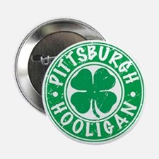 "Pittsburgh Hooligan 2.25"" Button"