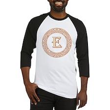 Monogram E vintage symbol Baseball Jersey