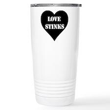 Love Stinks Travel Mug