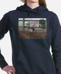 Braw Cairn Terrier Hooded Sweatshirt