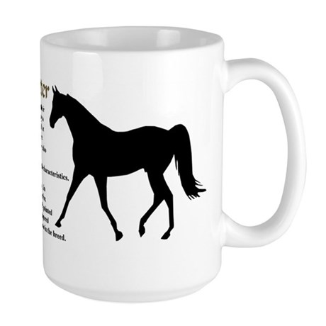 Missouri Fox Trotter Breed Description Large Mug