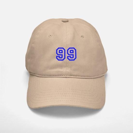 #99 Baseball Baseball Cap