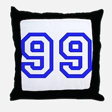 #99 Throw Pillow