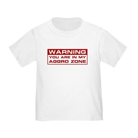 Aggro Zone Toddler T-Shirt