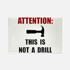 Hammer Not Drill Magnets