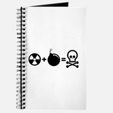 Nuclear Plus Bombs Journal