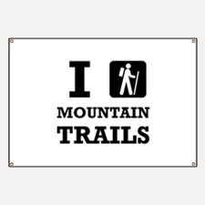Hike Mountain Trails Banner