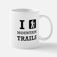 Hike Mountain Trails Mugs