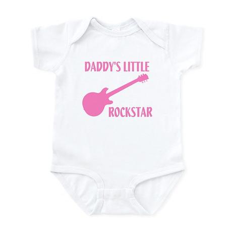 Daddy's Little Rockstar - Infant Bodysuit