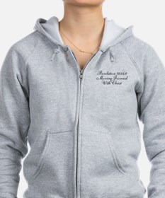 New Resolution Zip Hoodie