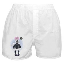 Cute Gothic Lolita - manga style Boxer Shorts