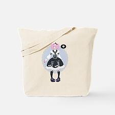 Cute Gothic Lolita - manga style Tote Bag