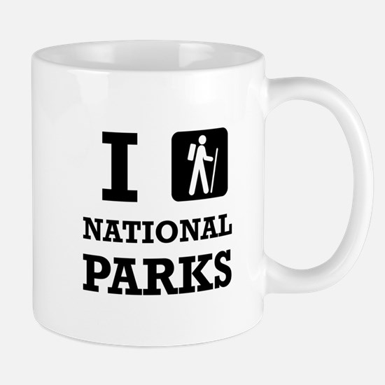 Hike National Parks Mugs