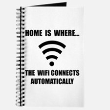 Home WiFi Journal