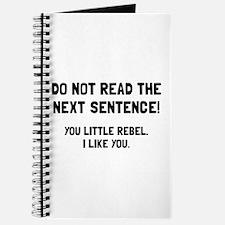 Little Rebel Journal