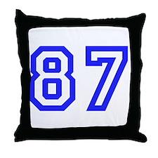 #87 Throw Pillow