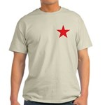 The Red Star Light T-Shirt