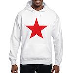 The Red Star Hooded Sweatshirt