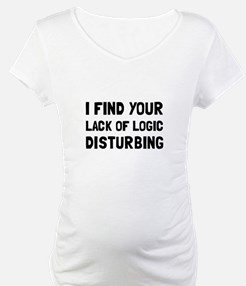 Logic Disturbing Shirt