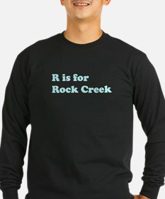 R is for Rock Creek T