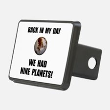 Nine Planets Hitch Cover
