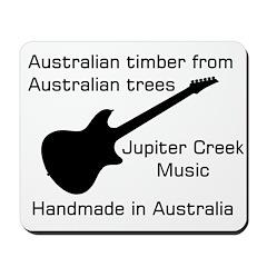 Jupiter Creek Music Mousepad