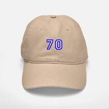 #70 Baseball Baseball Cap