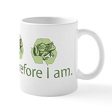 I Green, Recycling Frog Mug