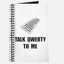 Talk QWERTY Journal