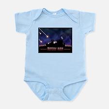 Defeat Iran Infant Bodysuit