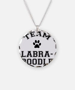 Team Labradoodle Necklace