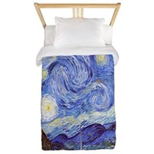 Starry Night Vincent Van Gogh Twin Duvet
