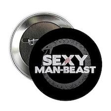 "Hemlock Grove Sexy Man Beast 2.25"" Button"