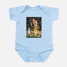 Fairies & Boxer Infant Bodysuit