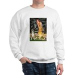 Fairies & Boxer Sweatshirt