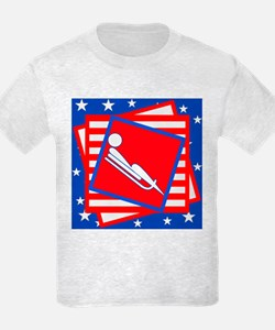 LUGE American Style T-Shirt