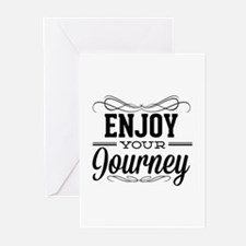 Enjoy Your Journey Greeting Cards (Pk of 10)