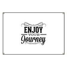 Enjoy Your Journey Banner