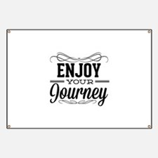 Enjoy Your Journey Banner
