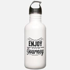 Enjoy Your Journey Water Bottle