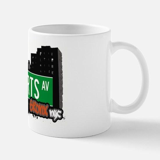 Roberts Av, Bronx, NYC Mug